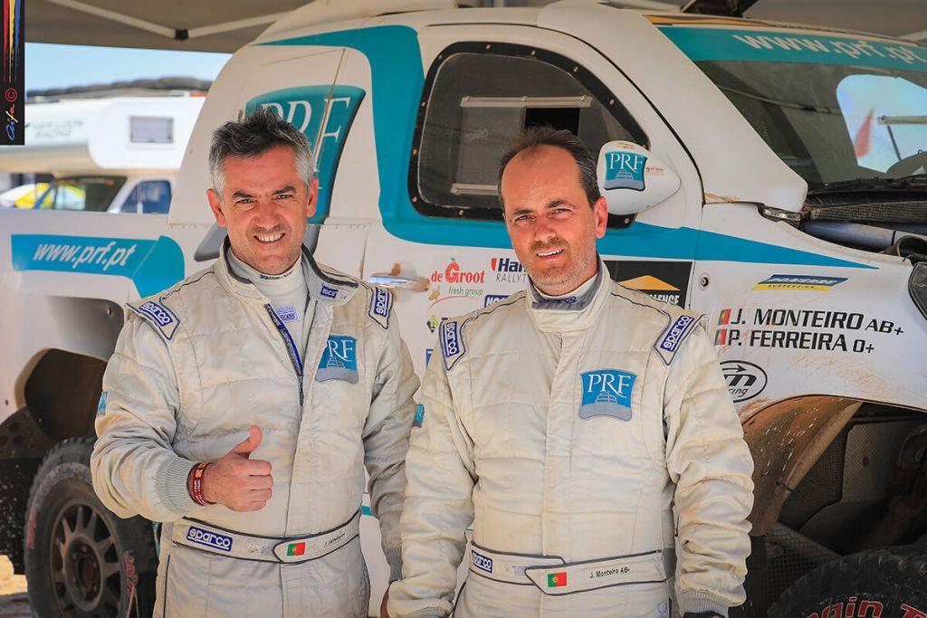 Paulo Ferreira e Jorge Monteiro 1