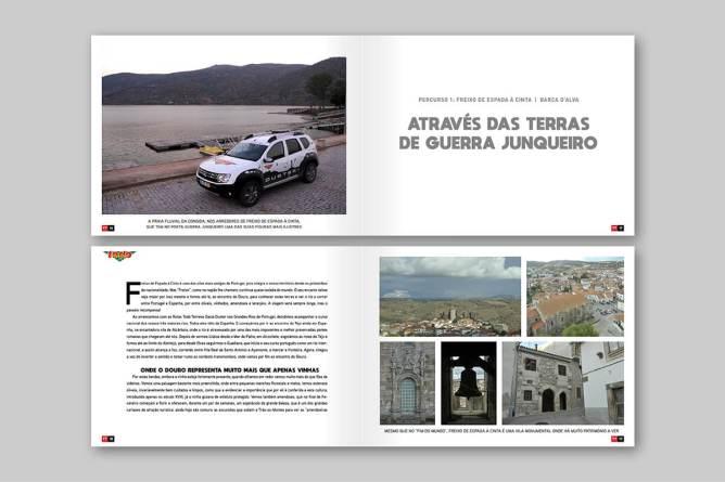 A Memória de Guerra Junqueiro no Douro