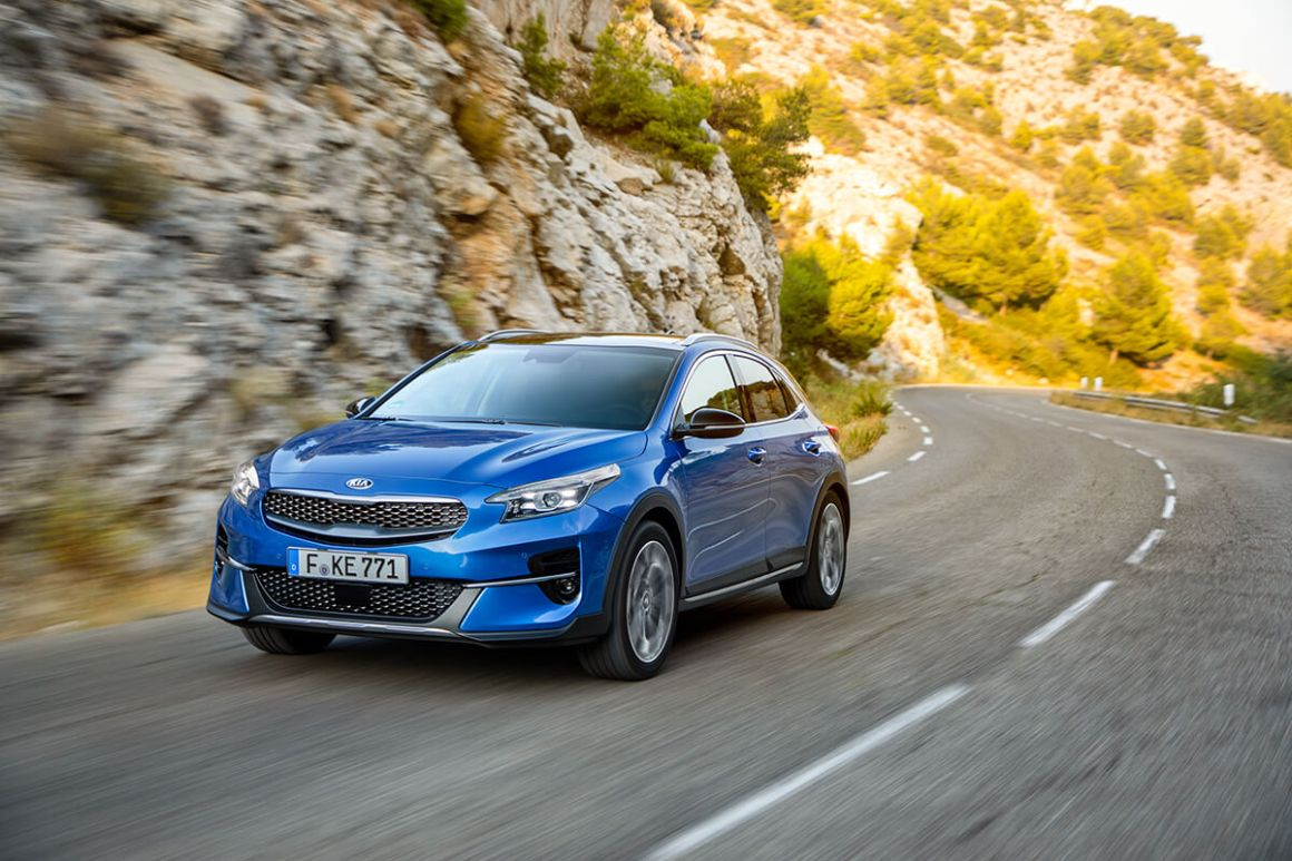 "Kia XCeed é o WWCOTY ""Urban-Car"""