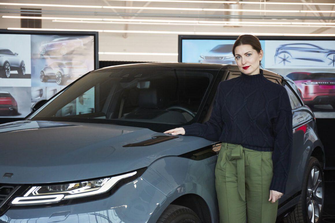 Amy Frascella, designer da Land Rover