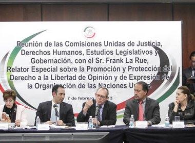 Comisión de Justicia, Derechos Humanos, Estudios Legislativos y Gobernación