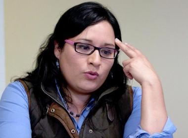 Ana Lilia Pérez. Fotografía tomada de www.news.de