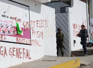 INE Oaxaca