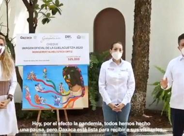 Presentación-oficial-de-la-imagen-de-la-Guelaguetza