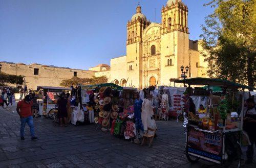 Andador Turístico de Oaxaca