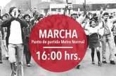 Marcha por los 50 años del halconazo