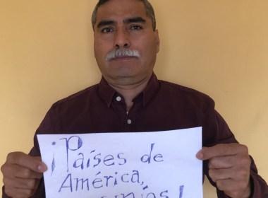 ¡PAÍSES DE AMÉRICA, UNÍOS!