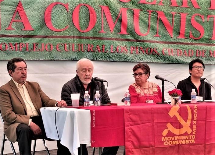 En Los Pinos Mesa Redonda sobre Prensa comunista