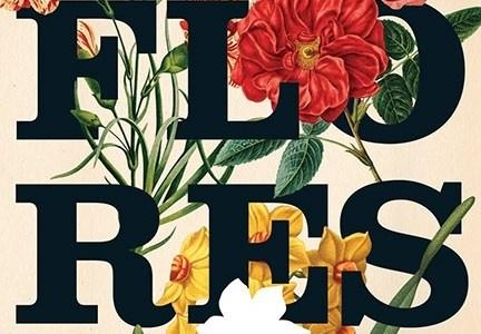 Capa do Livro Flores, de Afonso Cruz
