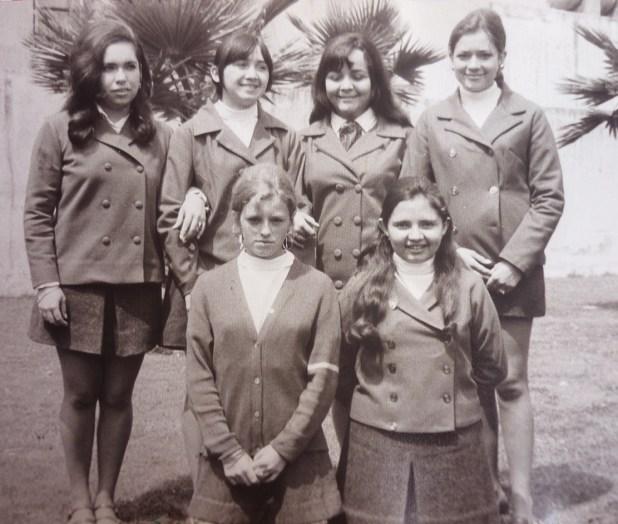 Carmen Ruiz Haro, ENMJN, Generación 68 - 71