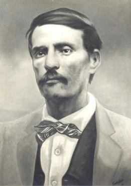 Macedonio Alcalá, músico mexicano.
