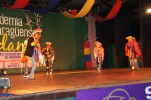 Danza folclórica3 en IX Festival Cultural