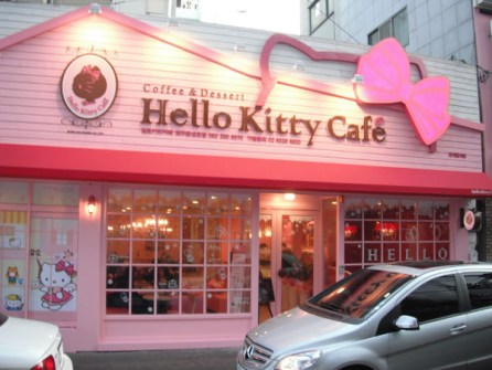 Café Hello Kitty