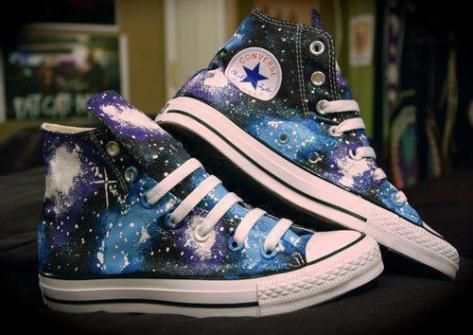 All Stars Galaxy Print