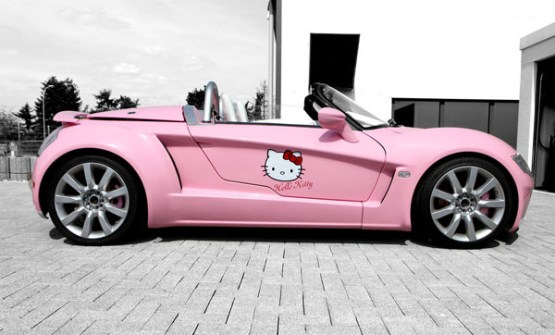 Tuning Hello Kitty