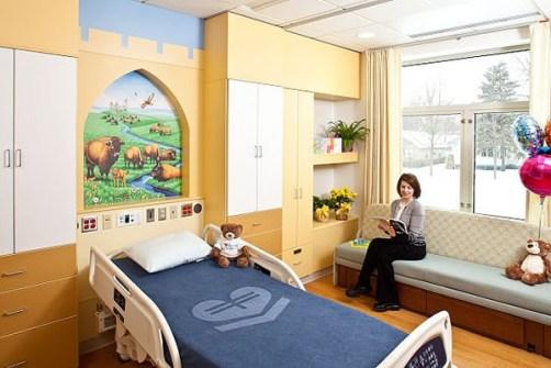 Hospitales para niños