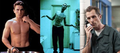Transformaciones de actores por exigencias de guión