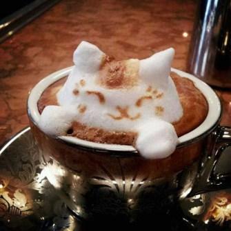 Coffee Art 3 dimensiones