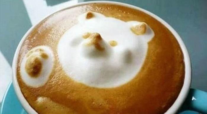 ¿Quieres ver lo mejor en Coffee Art?