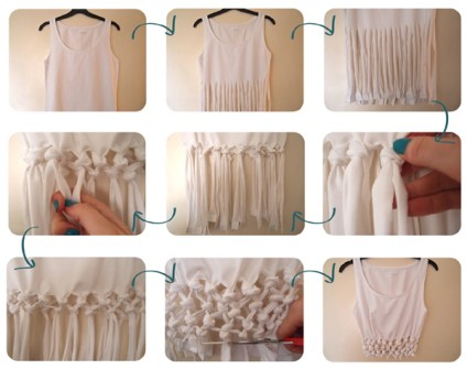 DIY - Camisetas de tendencia
