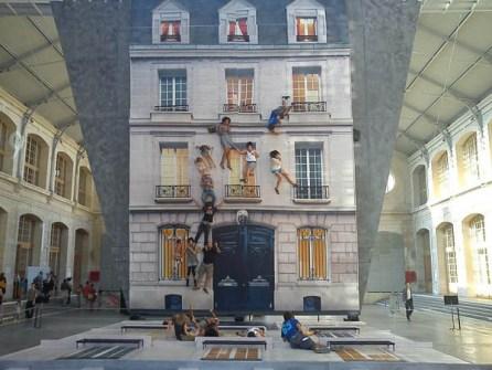 Ilusiones ópticas - Leandro Erlich