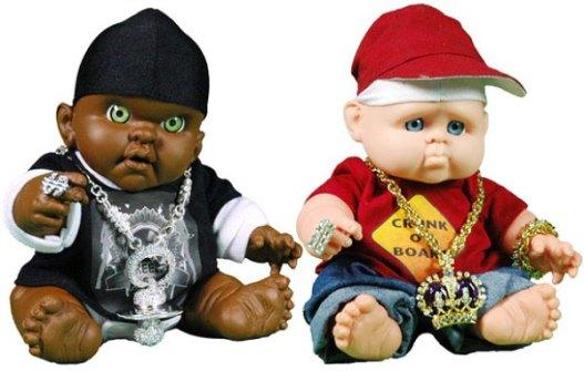 Juguetes Infernales - Bebés raperos