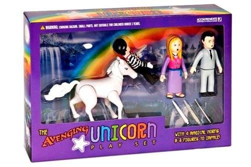 Juguetes Infernales - Unicornio asesino