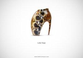 Los zapatos más famosos del mundo.