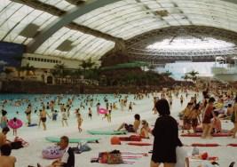 ¿Te irías de vacaciones a una playa artificial?