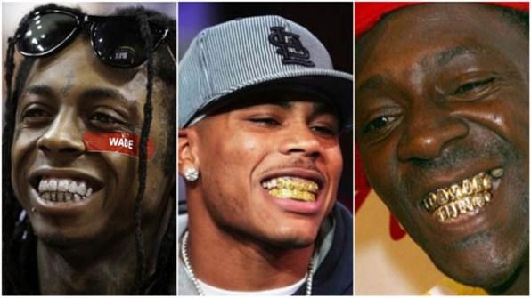 Bling Dental o Moda Grill - Hip Hop