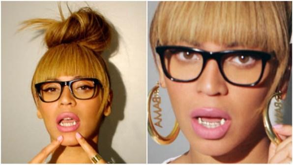 Bling Dental o Moda Grill - Beyonce