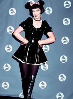 VMAs 1995 - Annie Lennox