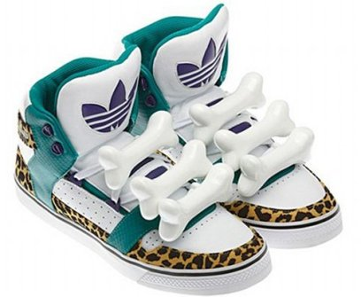 Jeremy Scott - Adidas Hueso