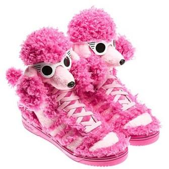 Jeremy Scott - Adidas Poodle