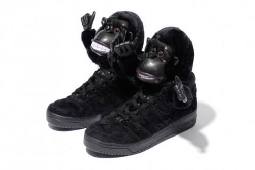 Jeremy Scott - Adidas Gorila