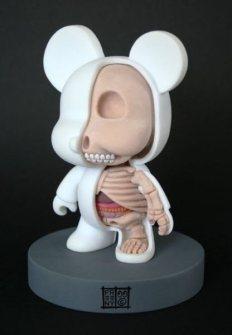 Anatomía Muñeco Dunny