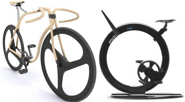 Bicicletas de edición limitada como la Thonet Bike o Ciclotte.