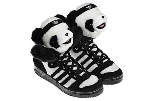 Jeremy Scott - Adidas Panda