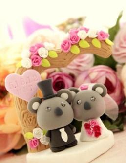 Muñecos de boda orignales