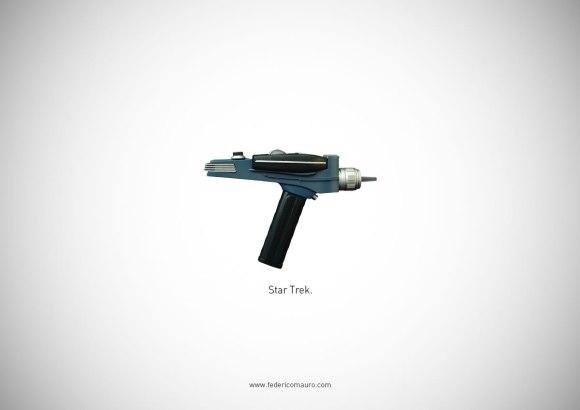 Las Mejores Armas de películas de Cine