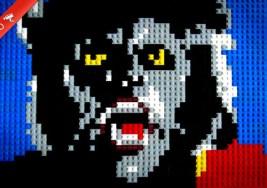¿Imáginas el vídeo de Thriller hecho con piezas LEGO?