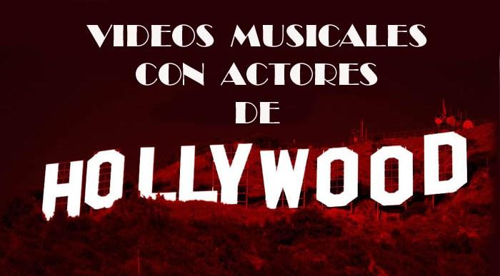 5 Actores de Hollywood bailando en Vídeos Musicales.