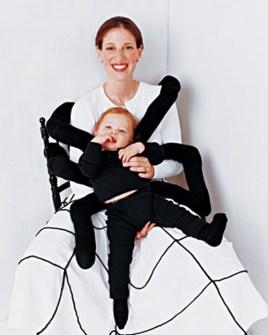 Disfraces originales para bebés - Disfraz de tarántula