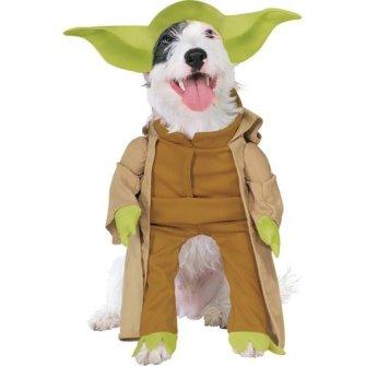 Disfraces para Mascotas en Halloween - Disfraces Star Wars para perros