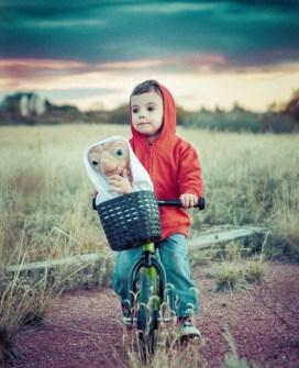Disfraces infantiles originales - Disfraz Película ET