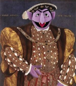 Enrique VIII de Inglaterrra - Draco de Barrio Sésamo