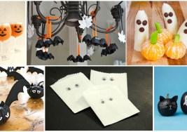 Pásalo de Miedo con estas Ideas para Halloween.
