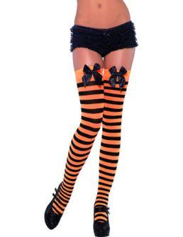 Medias para Halloween brujita sexy