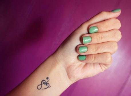 Mini Tatuajes Notas Musicales