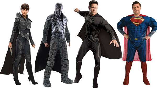 Disfraces Míticos - Disfraces de Superhéroes